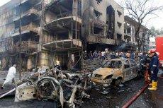 W zamachu w Bagdadzie zginęło co najmniej 78 osób.