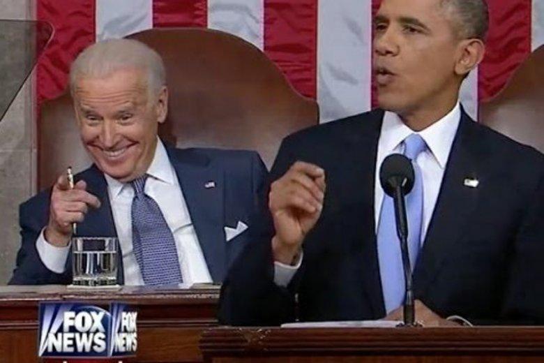 Joe Biden startuje w wyborach na prezydenta.