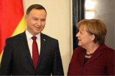 Angela Merkel w poniedziałek 19 marca będzie gościć w Warszawie, gdzie spotka się z Andrzejem Dudą i Mateuszem Morawieckim.