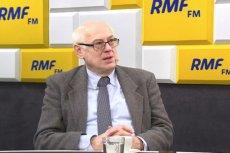 Zdzisław Krasnodębski tłumaczy się z zarzutów Roberta Nowaczyka.
