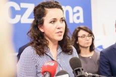 Kornelia Wróblewska znalazła się w środku partyjnego zamieszania.