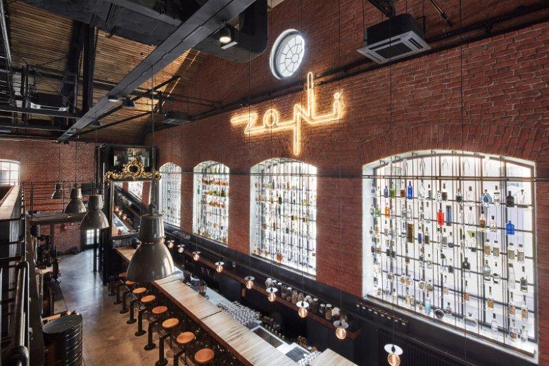 Restauracja Zoni - tu do potraw dobiera się najlepsze i najciekawsze wódki