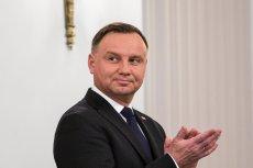 Andrzej Duda chce walczyć z kłamstwami prezydenta Rosji.