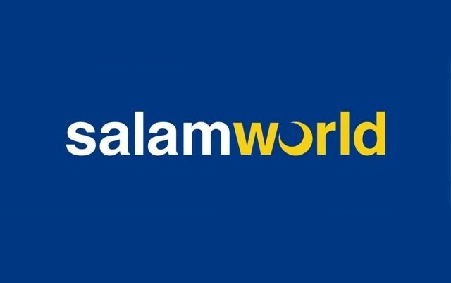 Logo SalamWorld