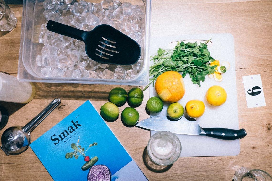 Wiele niszowych magazynów zajmuje się kulinariami.