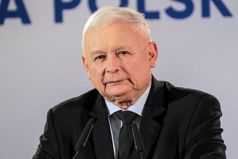 Jarosław Kaczyński mówił w Sosnowcu o losie wrogów PiS.