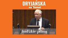 Pany kontra chamy - dzięki posłowi Kaczyńskiemu mamy szansę na poważną rozmowę o pańszczyźnianym niewolnictwie w Polsce.