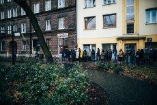 Pracownika Cukiernicza przy Górczewskiej w Warszawie przeżywa oblężenie w każdy Tłusty Czwartek.