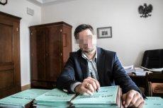 Michał K. usłyszał zarzut prania brudnych pieniędzy w celu uzyskania znacznej korzyści majątkowej.