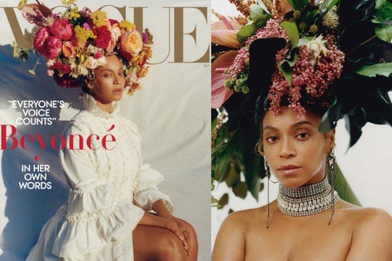 Czarnoskóry fotograf, Beyoncé bez make-up'u i ostatnie wydanie za rządów Anny Wintour. Ten numer Vogue'a może przejść do historii.