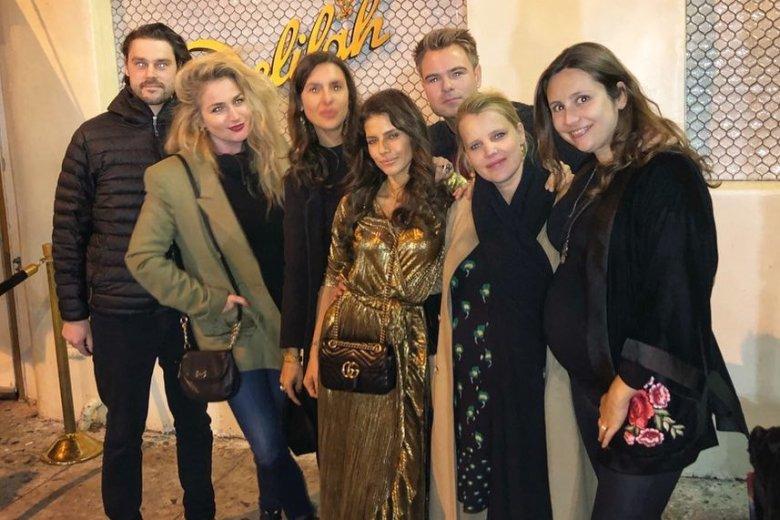 Weronika Rosati świętowała swoje 35. urodziny