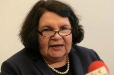 polskiej służby zdrowia napisała interpelację do ministra zdrowia.