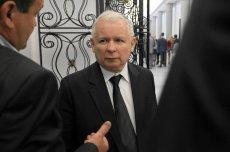 Jarosław Kaczyński prezes PiS w Sejmie