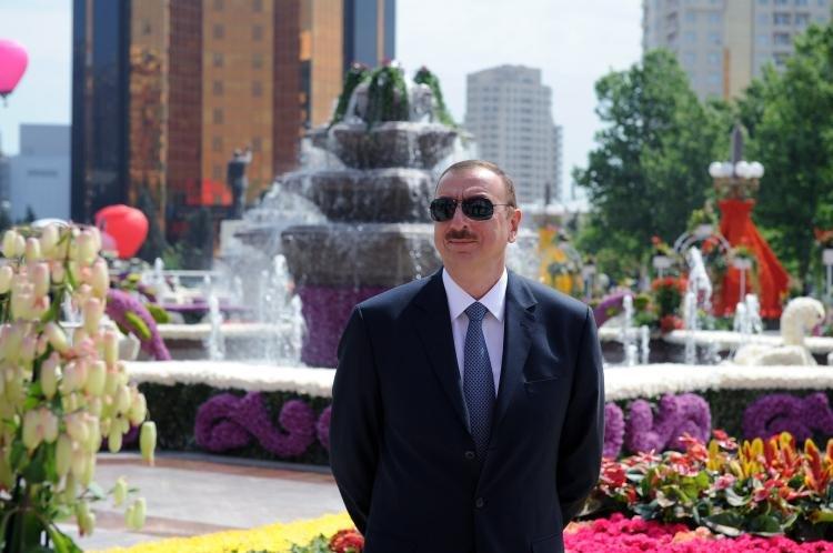 Aliyev 1 lipca