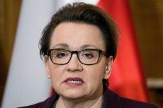Szefowa MEN Anna Zalewska zapowiedziała 15-proc. podwyżki dla nauczycieli w ciągu trzech lat.