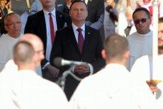 Po tym wywiadzie łatwiej zrozumieć dlaczego prezydent Andrzej Duda wpatrzony jest w kościół.
