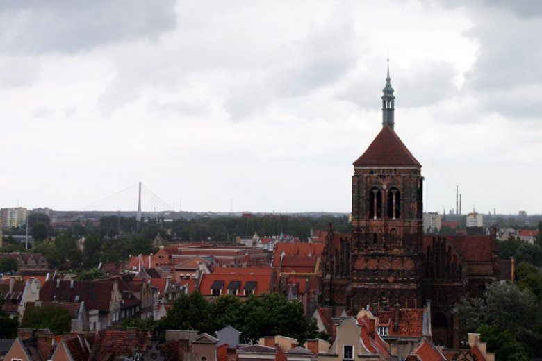 Kościół św. Jana w Gdańsku ma hipotekę zabezpieczoną przez komornika, który dla skarbówki próbuje odzyskać pieniądze od archidiecezji gdańskiej.