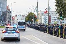 Sobota  i niedziela upłyną w Gdańsku pod znakiem wojny na demonstracje między prezydentem miasta i gdańszczanami a skrajną prawicą.