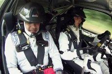 Robert Kubica i Maciej Szczepaniak startują w Rally Coppa Città di Lucca.