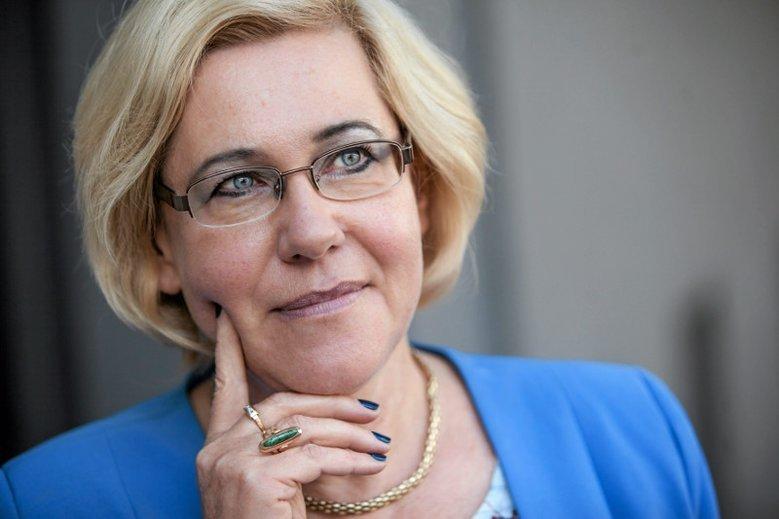 Barbara Nowak, małopolska kurator oświaty, znana jest z kontrowersyjnych wypowiedzi.