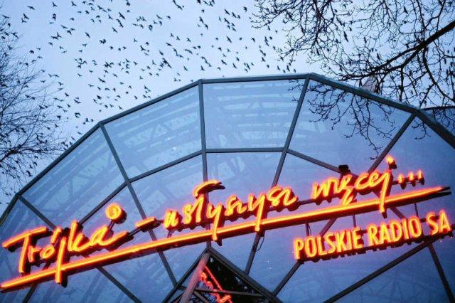 Dziennikarz muzyczny Antoni Piekut rozstał sięz radiowąTrójką.