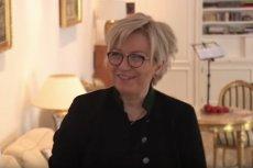 Julia Przyłębska i jej mąż prof. Andrzej Przyłębski gościli w swojej rezydencji w Berlinie ekipę niemieckiej telewizji.