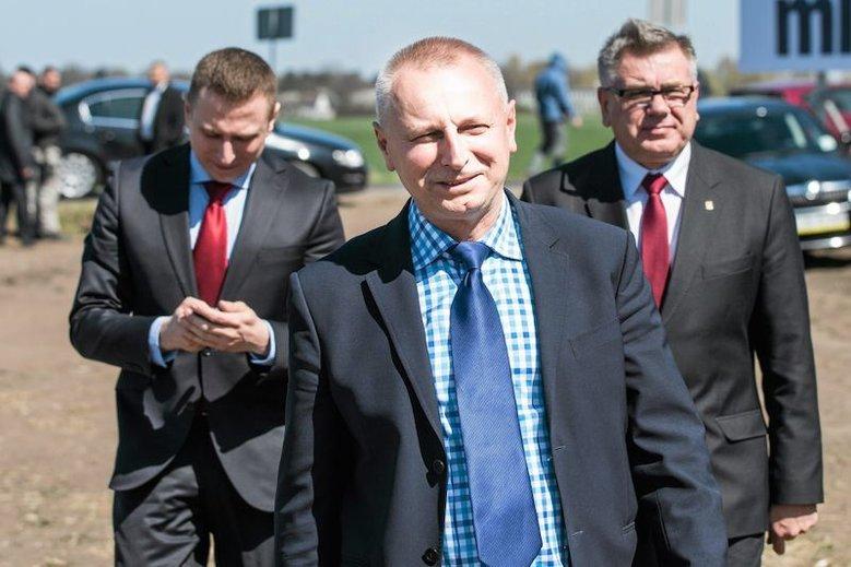 TVP Info znów pojawiła się w Inowrocławiu, uderzając w prezydenta miasta, ojca posła Krzysztofa Brejzy.