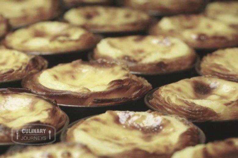 Pasteis de Nata - portugalskie tarty