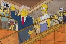 """Matt Groening, scenarzysta """"Simpsonów"""" to największy jasnowidz wśród filmowych twórców."""