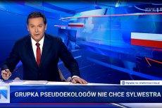 """Materiał o """"Sylwestrze marzeń"""" w TVP był pokazem topornej propagandy """"Wiadomości"""""""