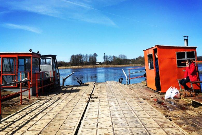 Dlaczego warto pojechać na Łotwę? Takie widoki nie są rzadkością.