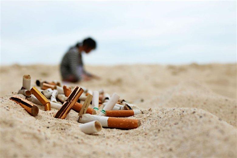 Palenie szkodzi tobie, twojemu otoczeniu oraz środowisku naturalnemu.