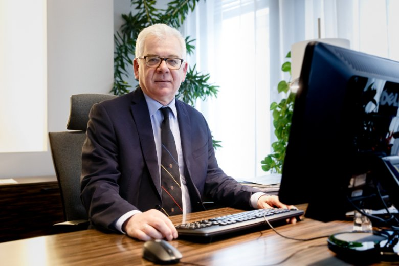 Prof. Jacek Czaputowicz będzie nowym ministrem spraw zgaranicznych