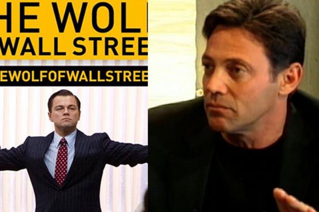 """Jodan Beltfort - prawdziwy """"Wilk z Wall Street"""", w którego wcieił się Leonardo di Caprio."""