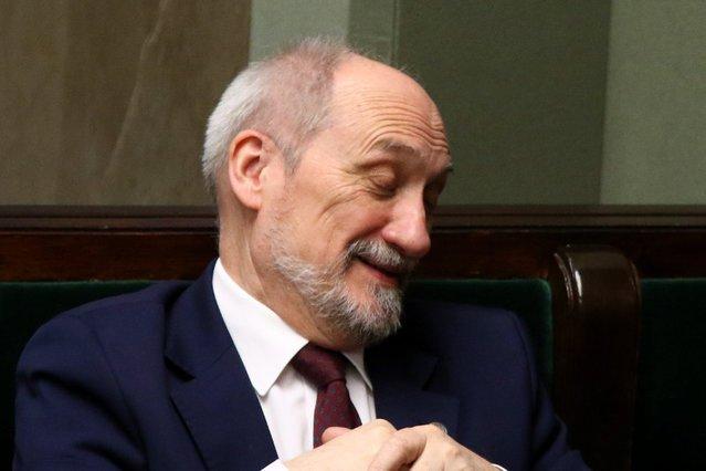 """Kamiński o Macierewiczu: """"Ja nazywam to oporem cywilizacyjnym""""."""