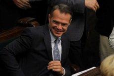 Sławomir Nowak powinien jak najszybciej oddać mandat posła.