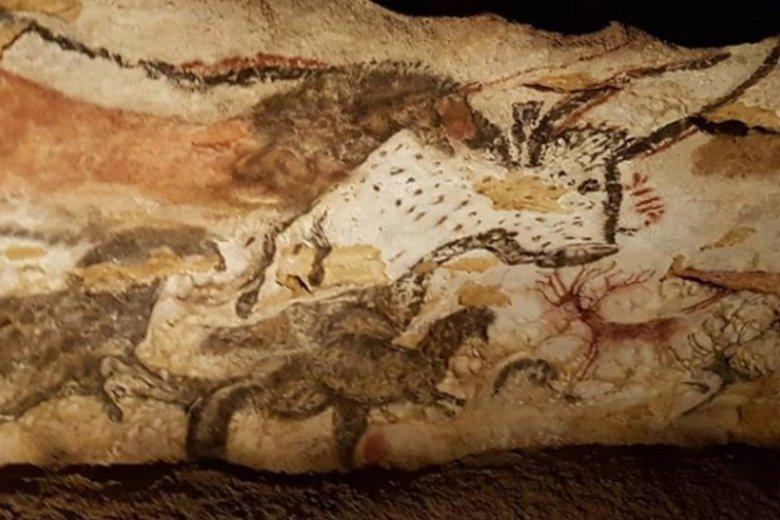 Jaskinia Lascaux we Francji