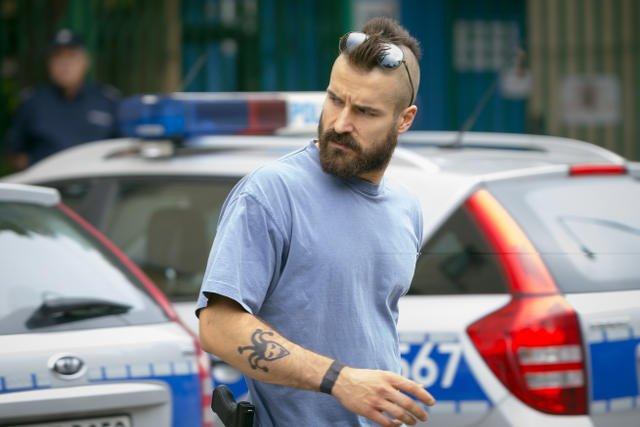 Majami - policjant naszych czasów