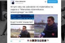 """""""Wiadomości"""" zamazały serduszko WOŚP."""