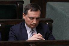 Zbigniew Ziobro chce dożywocia dla Adriana C., nożownika z Krakowskiego Przedmieścia.