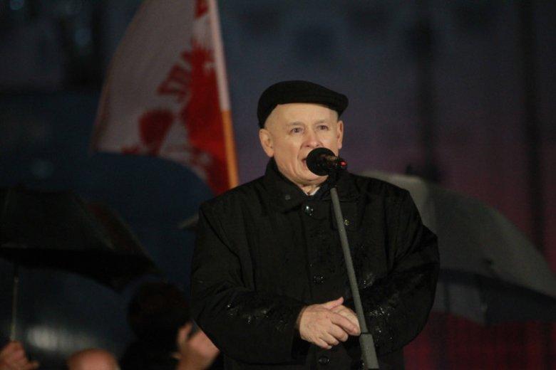Jarosław Kaczyński 20 lat temu krytykował narodowców za prorosyjskość.