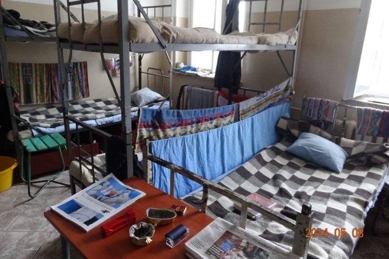 Zdjęcie ze stron Rzecznika Praw Obywatelskich z informacji o kontroli przeprowadzonej wraz z biurem Rzecznikiem Praw Pacjenta w szpitalach psychiatrycznych.
