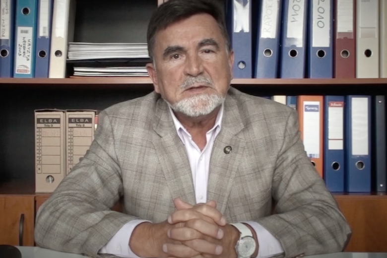Stanisław Kujawa założył swoją firmę w 1991 r.