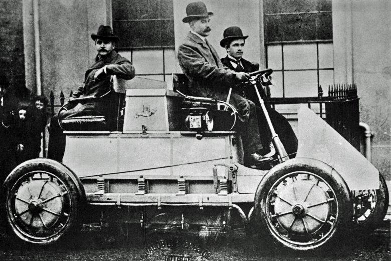 Lohner-Porsche Semper Vivus 1900