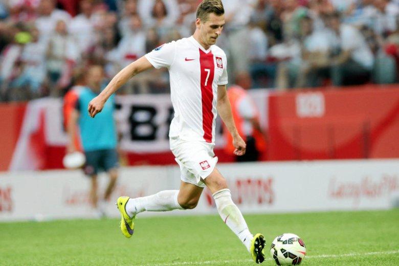 Arkadiusz Milik może być bohaterem meczu z Czechami.