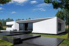Wizualizacja budynku EDOMI Pure Monolith