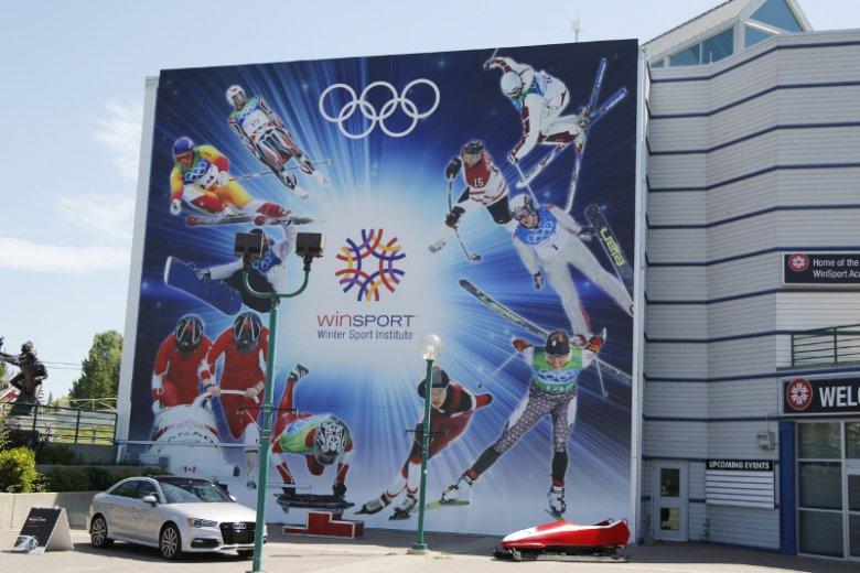 Miasteczko Olimpijskie w Calgary, AB, Kanada