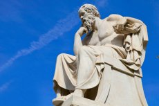 Pomnik [url=http://tinyurl.com/p6rpjwe]Platona.[/url] Czy filozofia jest światu potrzebna?