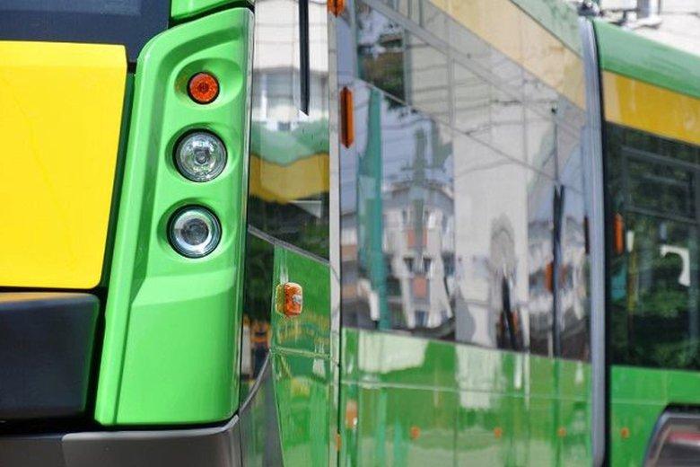 Do ataku doszło w jednym z poznańskich tramwajów (zdjęcie poglądowe)