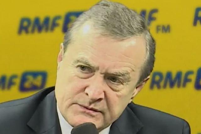Piotr Gliński powiedział w rozmowie z RMF FM, że nie ma nic przeciwko zburzeniu Pałacu Kultury i Nauki.